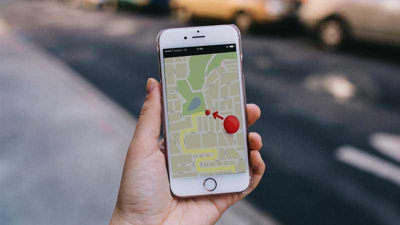 苹果手机怎样定位别人的手机位置