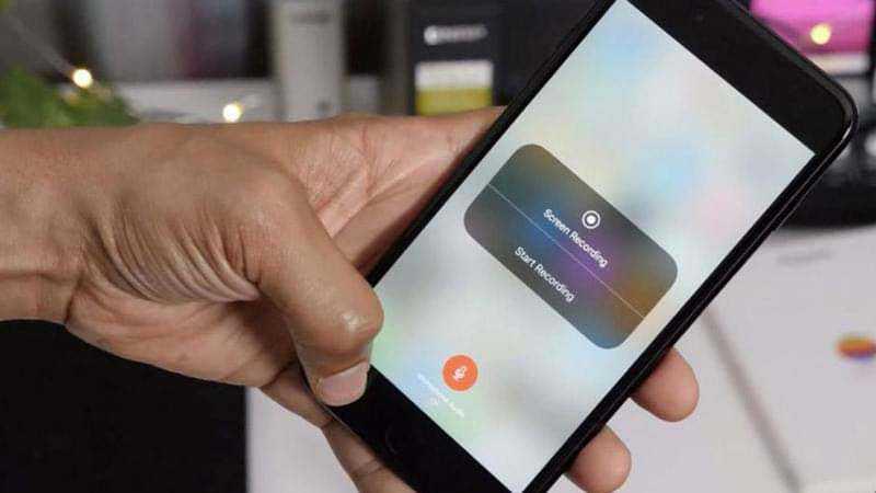 苹果手机录屏功能在哪