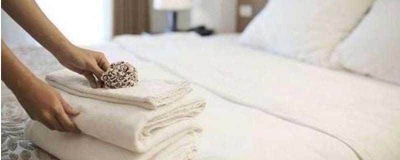 把酒店床单染血怎么办