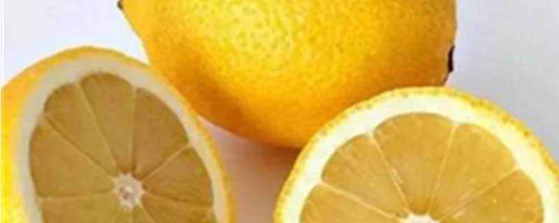 怎么吃柠檬