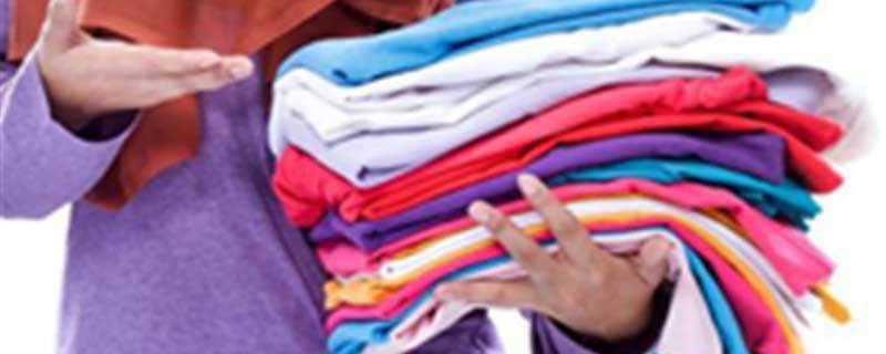 洗衣服时被其他衣服染色了怎么恢复