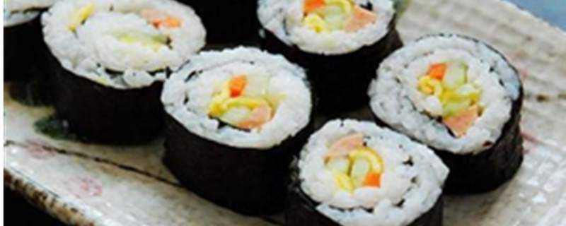 寿司饭怎么煮一粒一粒的