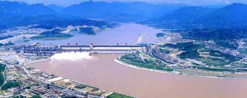 三峡大坝在哪里