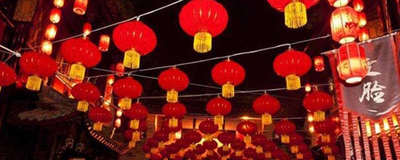 春节有哪些习俗