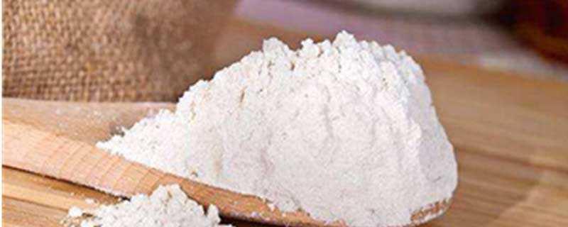 低筋面粉可以做什么
