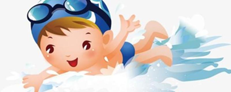 怎么游泳才不会往下沉