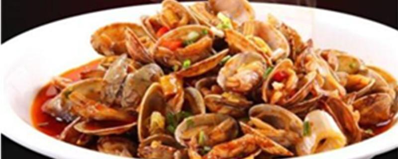 花蛤有点腥臭还能吃吗