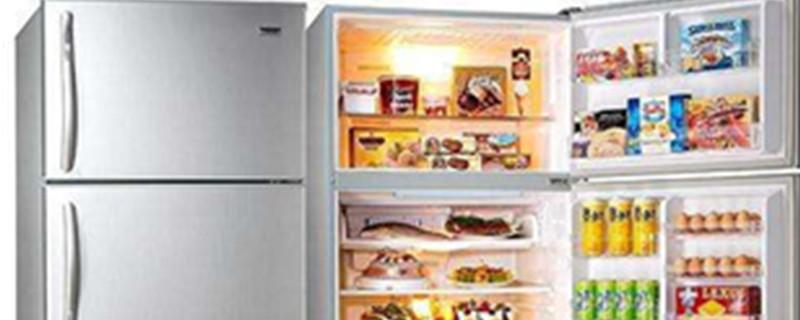 冰箱突然没有嗡嗡声了