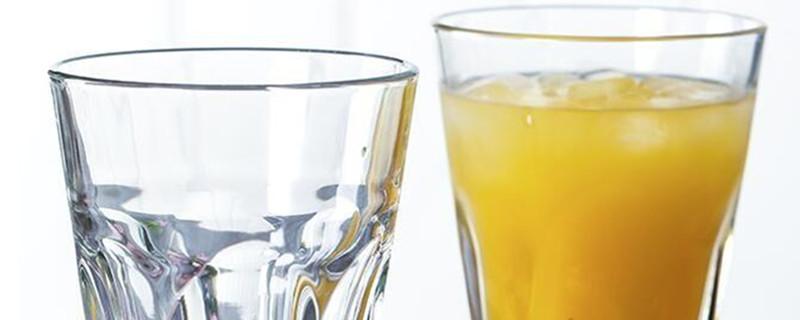 怎么把玻璃杯洗干净