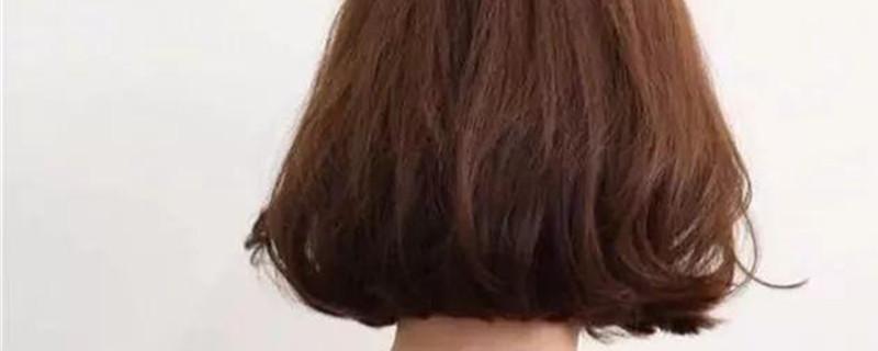 短发如何扎头发好看