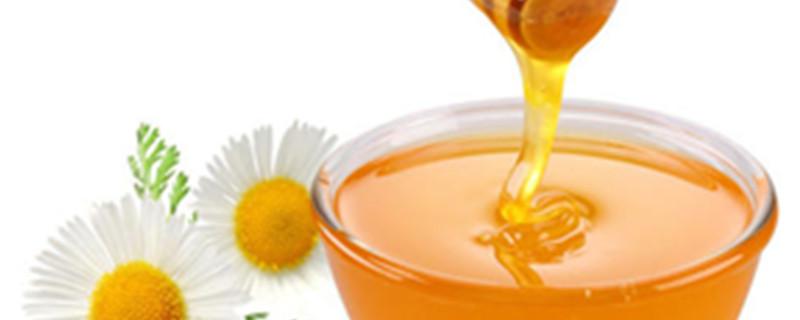 怎样区分白糖蜂蜜和纯蜂蜜