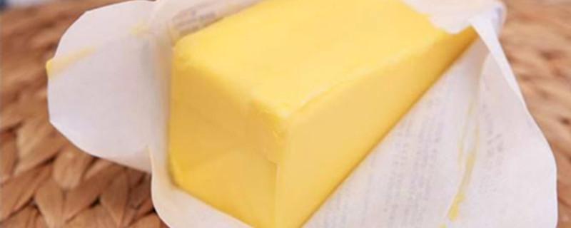 用什么清洁黄油