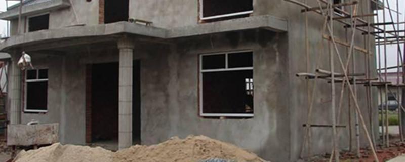 农村有宅基证能盖房子吗