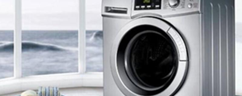 滚筒洗衣机清理
