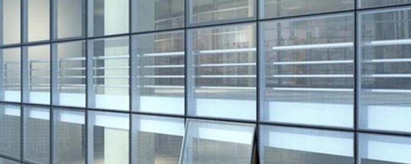 隱框與明框玻璃幕墻的區別