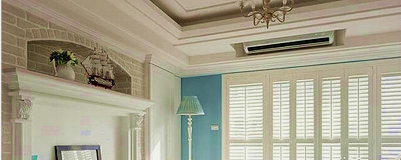风管机和中史空调区别
